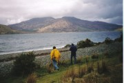 Towards Kylerhea from Glenelg