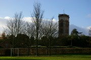 Broomy Hill water tower