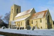St. Mary's Church, Wavendon