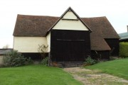 Old barn at Hobbs Farm