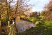 Lilleshall Branch Canal