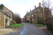 Fine Cotswold stone in Evenlode