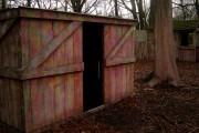 Paintball shelter