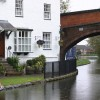 The Bridgewater Canal Lymm