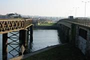 Two Bridges Cross The Laira