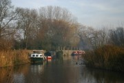 River Lark at Judes Ferry