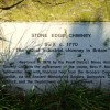Stone Edge Chimney Plaque.