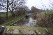Trent & Mersey canal near Tuppenhurst
