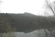 Fachwen village on Christmas morning, 2006