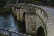 Bridge at Darley Bridge