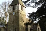 St Andrew's church, Leighterton