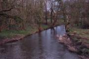 The River Lagan at Magheralin (2)