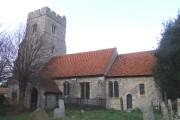 St Peter's village church, Paglesham