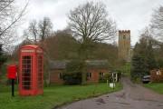 Church at Rushden - Hertfordshire