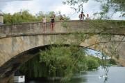 Ha'penny Bridge Lechlade