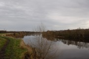 River Tyne across from Ryton golf course