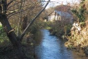 River Glyme in Wootton by Woodstock