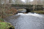 Bridge on the Kilmartin River
