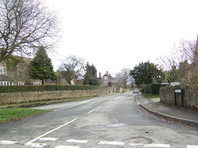 Village Street, Shellingford