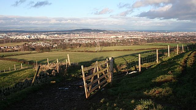 Warklaw Hill