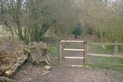 Tupton Wood Entrance from Martins Lane