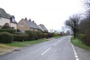 Approaching Idbury