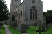 Holy Innocents, Foulsham, Norfolk
