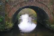 Chesterfield - Bridge over River Hipper