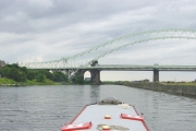 Manchester Ship Canal at Runcorn