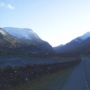 Road into Llanberis Pass