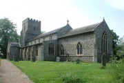 St Nicholas, Ashill, Norfolk