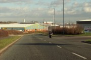 Homefield Road Industrial Estate