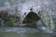 Stone Bridge over the River Alyn