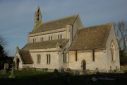 Hillesley church
