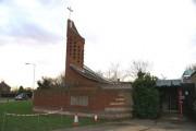 St Judes C of E church Westwood