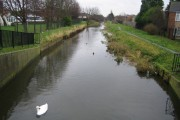 Duke of Northumberland's River in East Bedfont