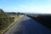 Approaching Alton Village