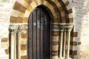St Michael's Church Doorway at Farndish