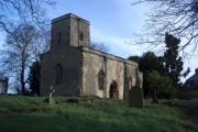 The Church of St Michael & All Angels at Farndish