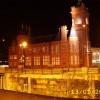 Pierhead Building Cardiff Bay At Night