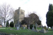 Madley church