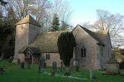 Sarnesfield church