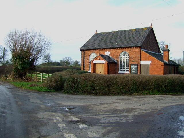 Sutton Lane Ends Chapel