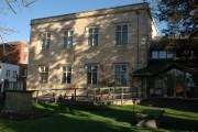 National School building, Tewkesbury