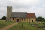 Butley parish church