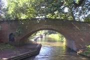 Tamhorn Park Bridge, Coventry Canal