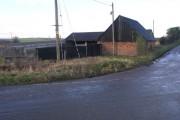 Corner Barn