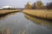 River Roding in Barking