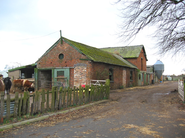 Outbuildings at Rope Farm