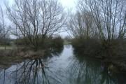 The River Thames at Waterhay